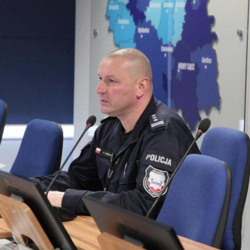 Policjanci w Bytomskiej Akademii Bezpieczeństwa